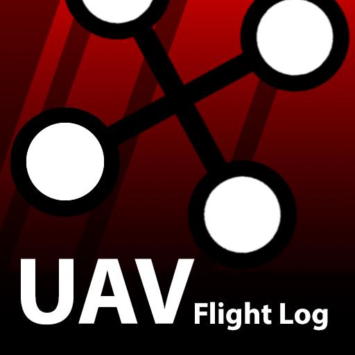 UAV flight log LOGO-APP點子