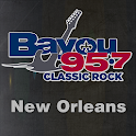Bayou 95.7 New Orleans icon