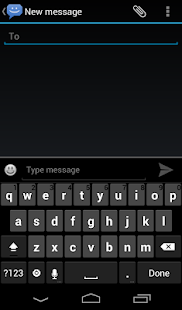 8sms (Stock Messaging, KitKat)- screenshot thumbnail