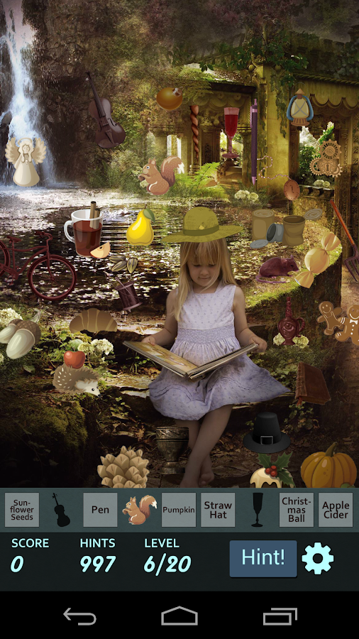 Hidden Object - Daydreams Free - screenshot