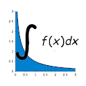 Integral calculator icon