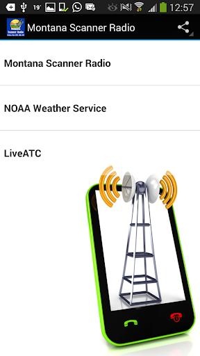 Montana Scanner Radio