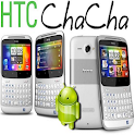 HTC ChaCha Phone Wallpapers logo