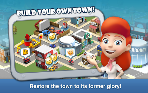 Car Town Streets Screenshot
