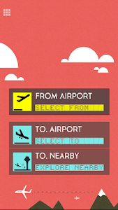 Flight Distance +Airport Codes screenshot 1