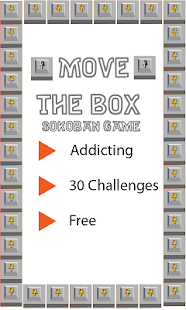 Move The Box: SOKOBAN screenshot