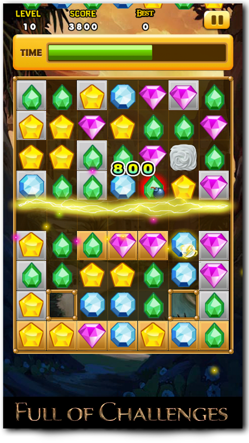 Jewel Quest Saga- screenshot