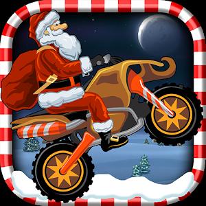 Santa Rider - Racing Game 賽車遊戲 App Store-愛順發玩APP