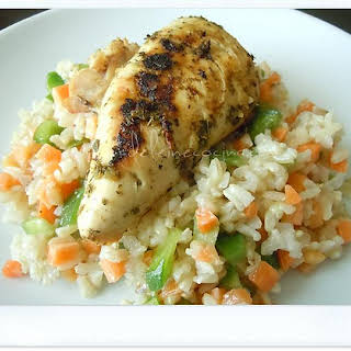 Oregano Chicken.