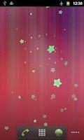 Screenshot of Stars Pro Live Wallpaper