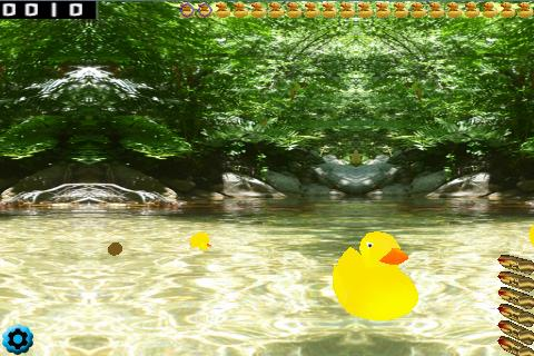 Rubber Duck Hunter Free - screenshot