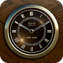 NEW YORK Designer Clock Widget icon