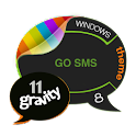 GOSMSTHEME Windows 8 logo