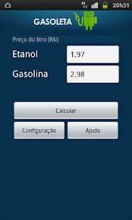Gasoleta - Gasolina ou Etanol?- screenshot thumbnail