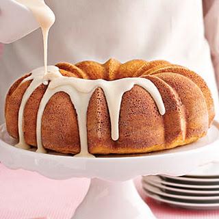Buttermilk-Vanilla Glaze