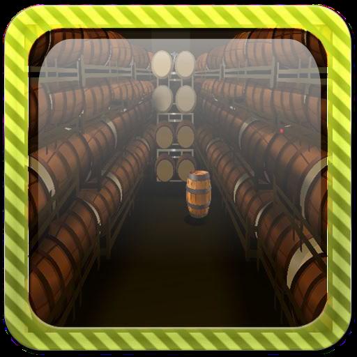 Barrel Room Escape LOGO-APP點子