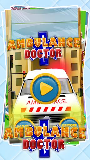 救急車のドクター - カジュアルゲーム