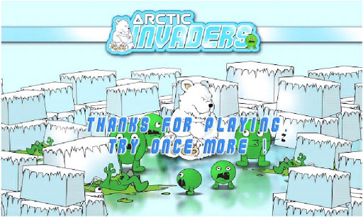 北極侵略者免費