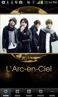 L'Arc~en~Ciel Official Appli- screenshot thumbnail