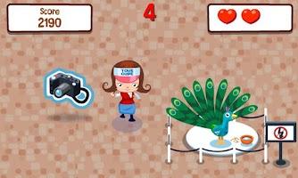 Screenshot of Go Rush!