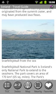 Iceland - FREE Travel Guide - screenshot thumbnail