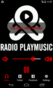 Radio PlayMusic - screenshot thumbnail