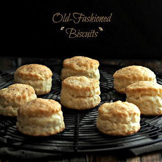 Old-Fashioned Biscuits