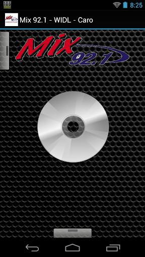 Mix 92.1 - WIDL - Caro