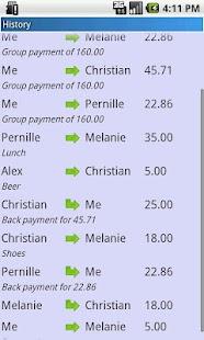MoneyCalc – miniaturka zrzutu ekranu
