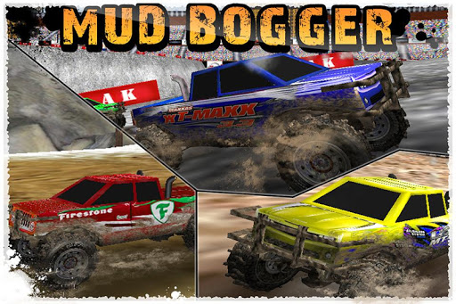 Mud Bogger 3D Racing Game