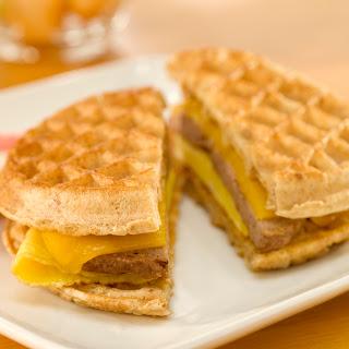Whole Grain Waffle Paninis