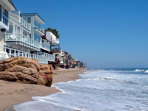 sand-malibu-los-angeles - The sands of Malibu, California.