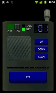Virtual Walkie Talkie - screenshot thumbnail