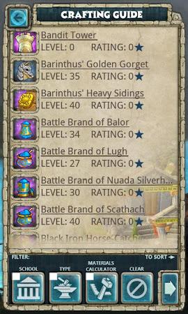 Crafting Guide 1.2 screenshot 119843