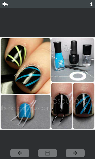 Nails tutorials 1