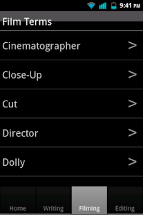 Film Terms - screenshot thumbnail