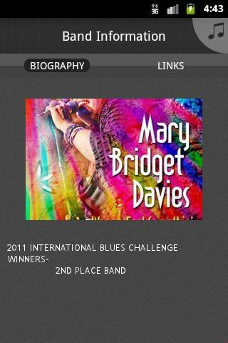 Mary Bridget Davies - screenshot