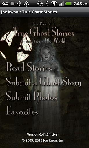 Joe Kwon's True Ghost Stories APK (6 41 55) on PC/Mac