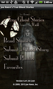 Joe Kwon's True Ghost Stories - screenshot thumbnail