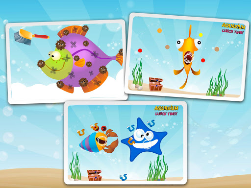 【免費家庭片App】Aquarium - Fun Free Kids Game-APP點子