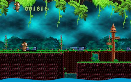 Jungle Monkey 2 2.3 screenshot 638940