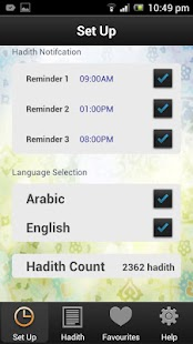 Shia Hadith Browser- screenshot thumbnail