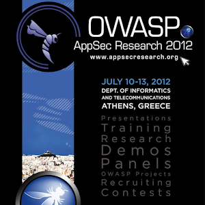 OWASP AppSec Research