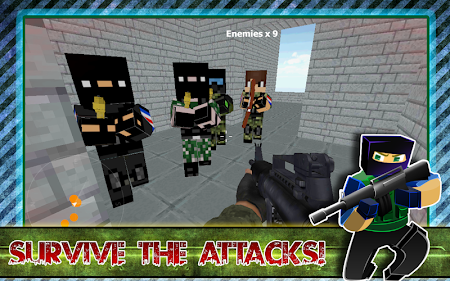 Cube Strike War Encounters C6 screenshot 54319