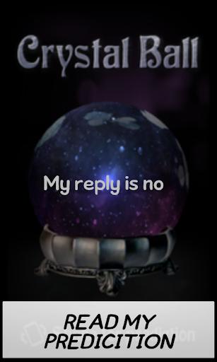 The CrystalBall App