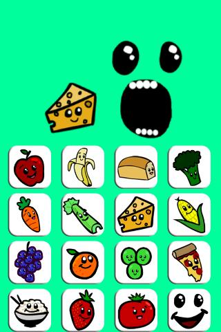Toddler Food (Spanish Version)- screenshot
