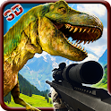Forest Dinosaur Sniper Shooter icon