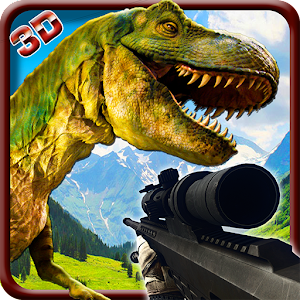 Forest Dinosaur Sniper Shooter for PC and MAC