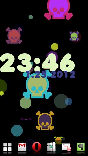 玩免費個人化APP|下載頭骨流!動態桌布 app不用錢|硬是要APP