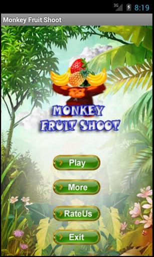 Monkey Fruit Shoot